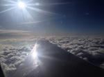 Flight from VA